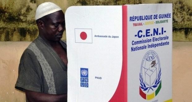 Urgent/Communales 2018 en Guinée : les résultats attendus ce vendredi !