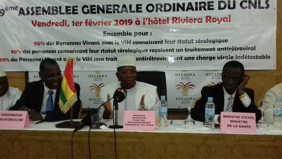 Assemblée nationale: bakary fofana président de ceni justifie le