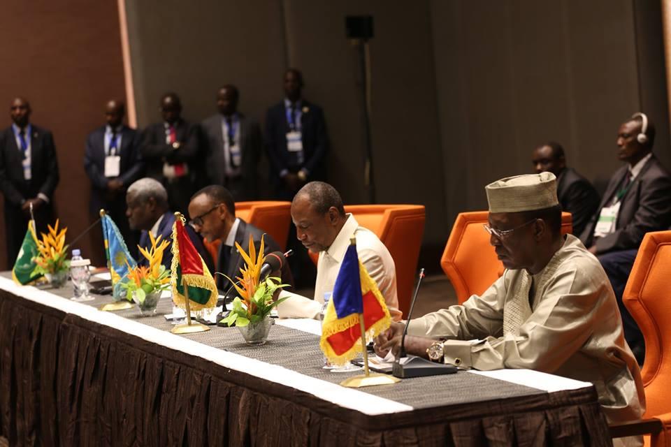 Une réunion à Conakry pour réformer l'institution — Union africaine
