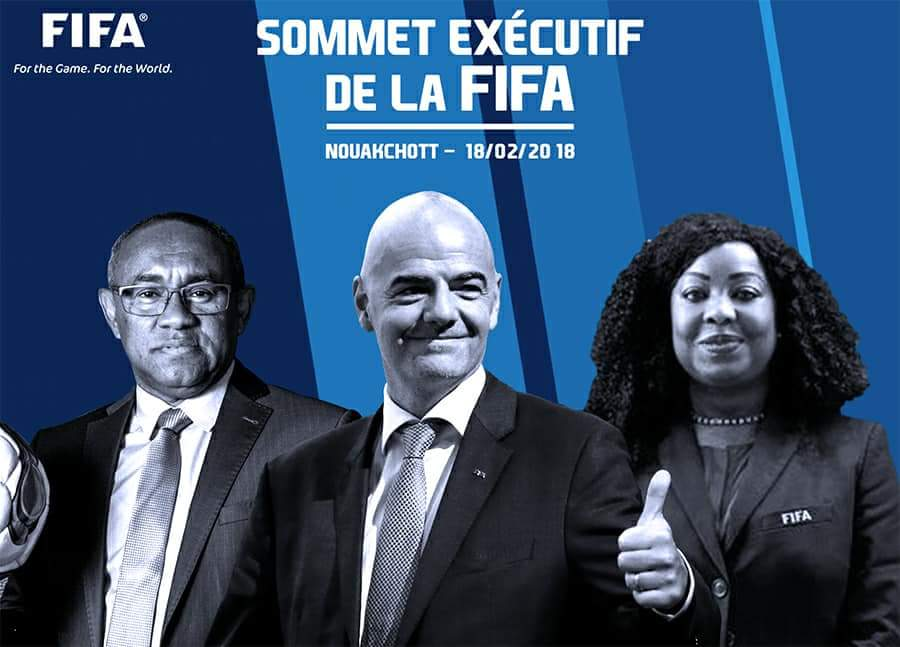 Le bureau exécutif de la Fédération Internationale de Football Amateur (FIFA)  a tenu f5e63b70592